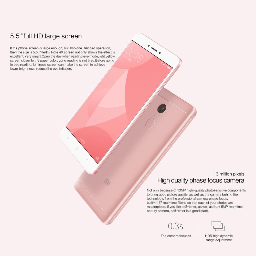 [Geek Alert] Redmi Note 4X da Xiaomi em Promoção 3
