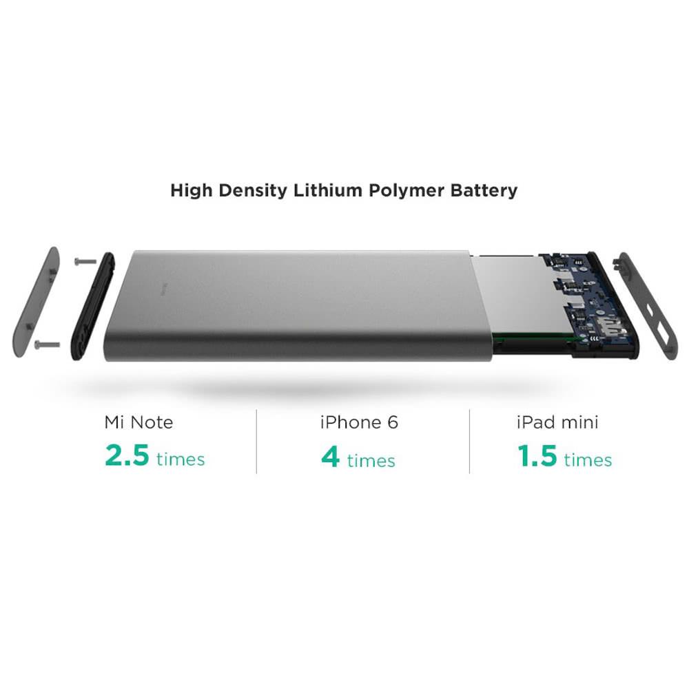 Oferta Xiaomi Power Bank 2 10.000 mA por 13 euros (Cupón Descuento) 1 oferta xiaomi power bank