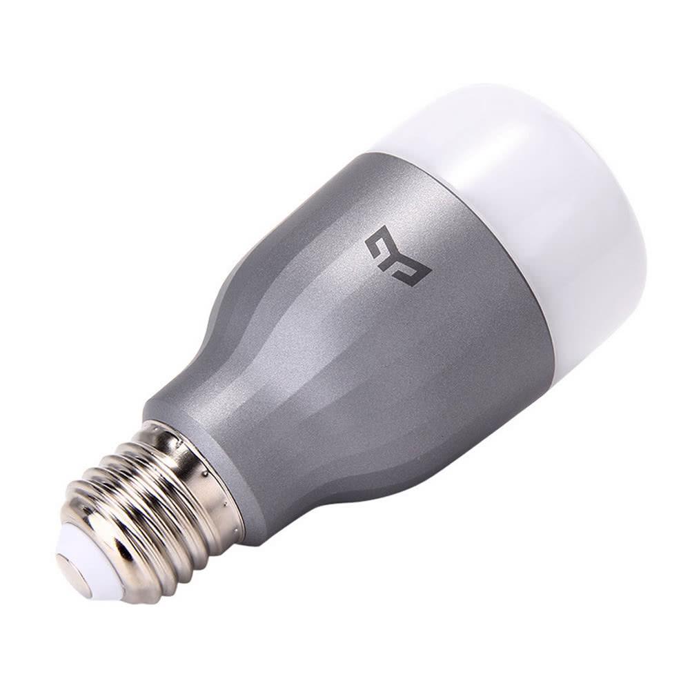 best xiaomi yeelight led smart bulb color sale online shopping. Black Bedroom Furniture Sets. Home Design Ideas