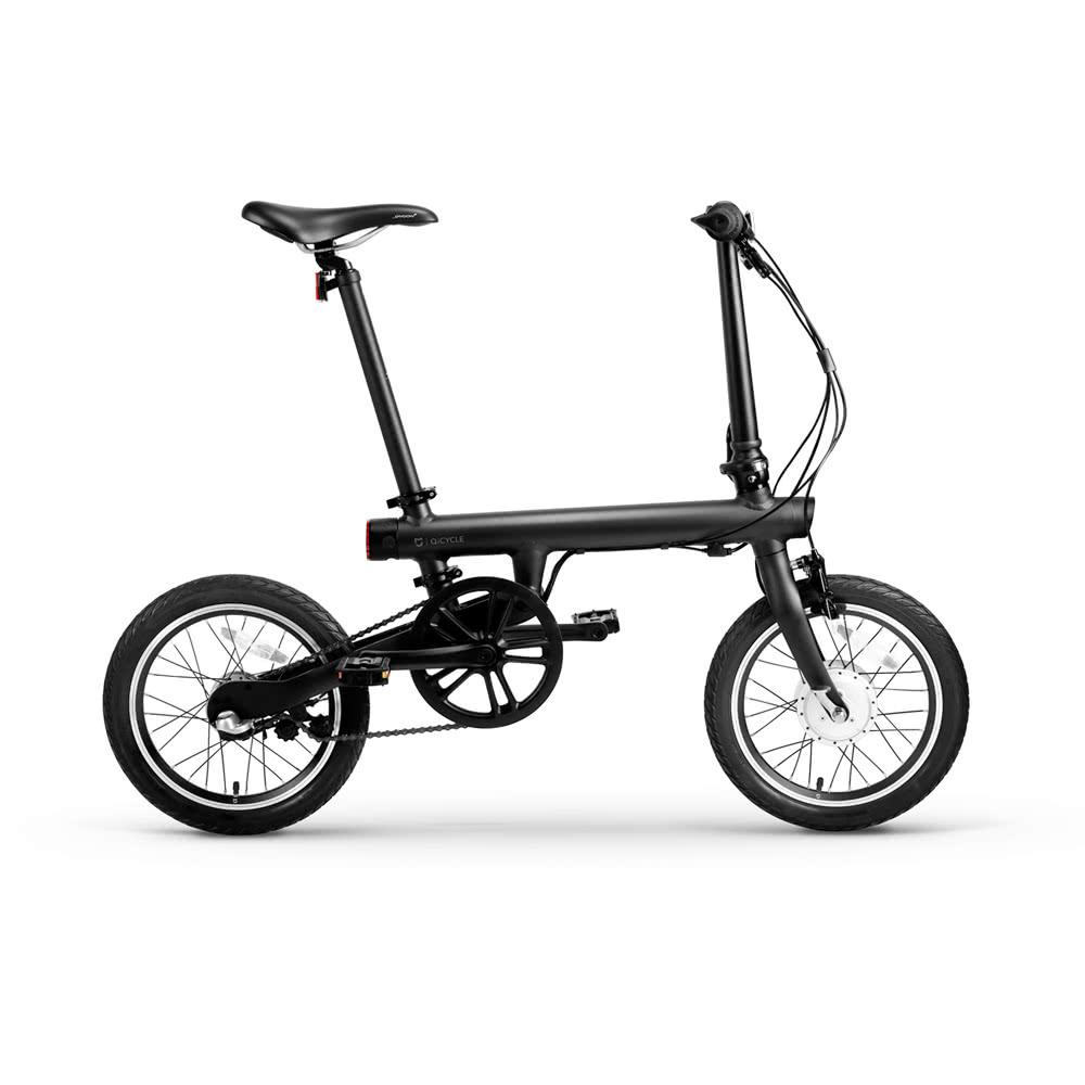 Best Xiaomi Mi Home Qicycle Electrombile Smart Black Sale Online Shopping Cafago Com