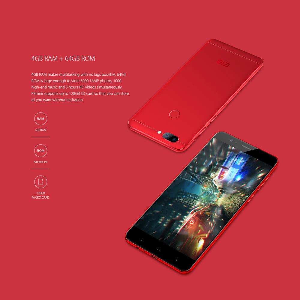 [Geek Alert] Elephone P8 mini em promoção por menos de €100 1