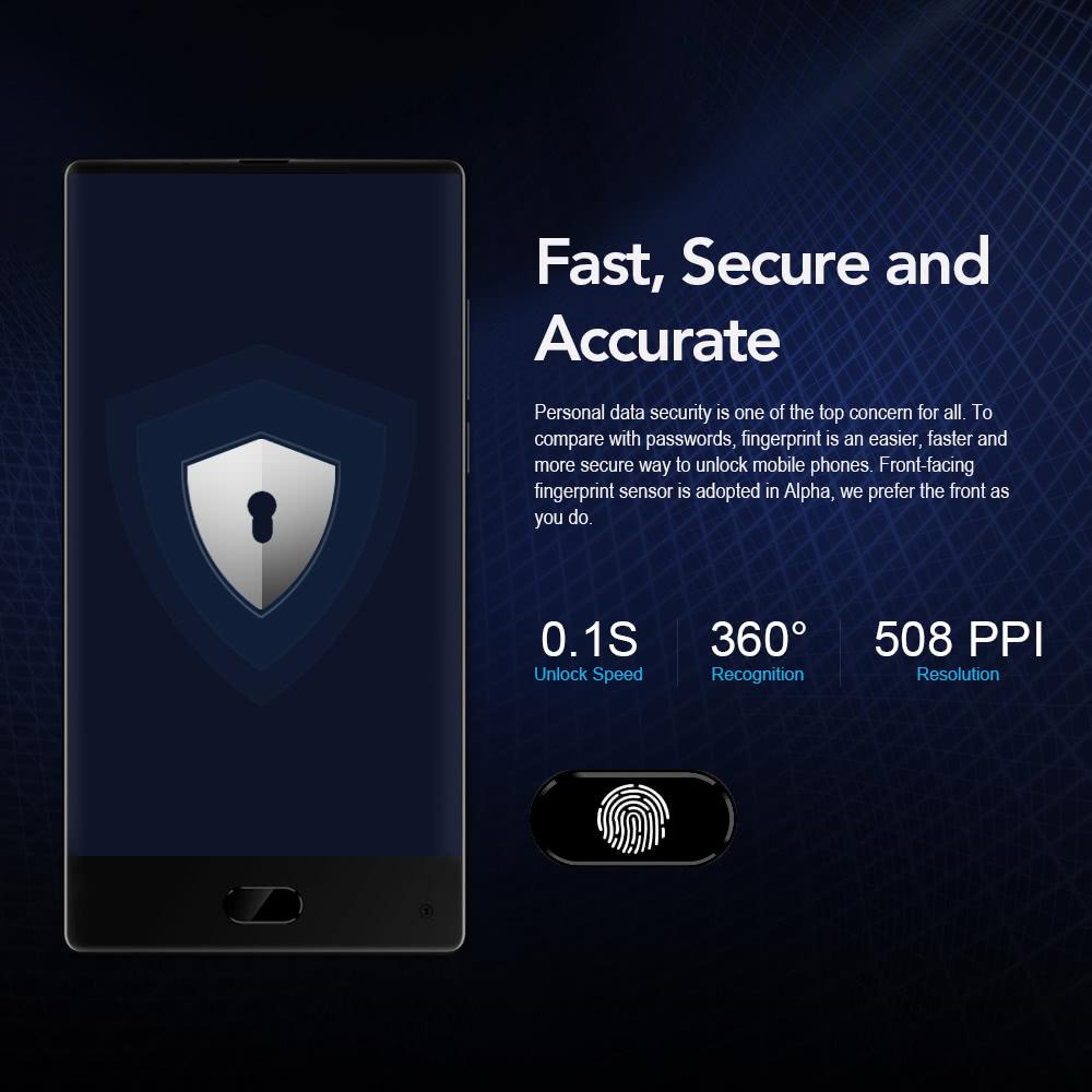[Geek Alert] MAZE Alpha o smartphone bezel Less em promoção image