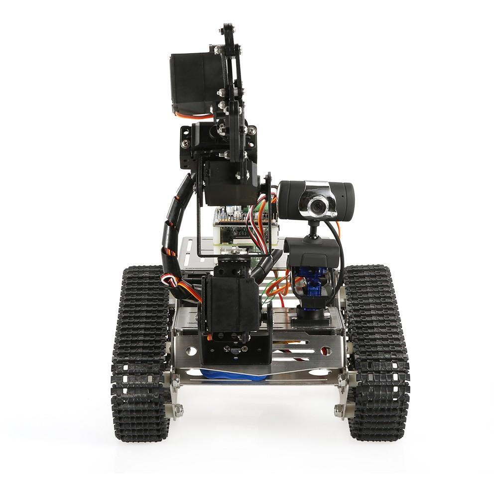 best th robot wifi smart diy crawler rc robot sale online shopping 2. Black Bedroom Furniture Sets. Home Design Ideas