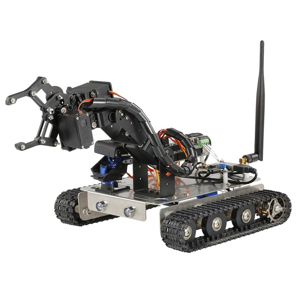 best th robot wifi smart diy crawler rc robot sale online shopping 3. Black Bedroom Furniture Sets. Home Design Ideas