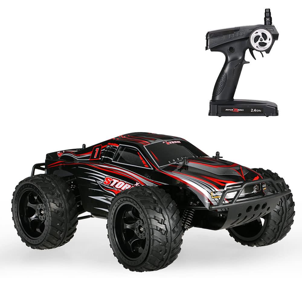 beste creative double star 990 1 10 truggy rc monster truck buggy rot eu stecker verkauf online. Black Bedroom Furniture Sets. Home Design Ideas