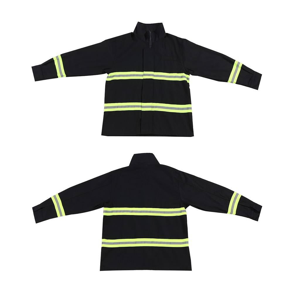 Fire resistant clothing stores