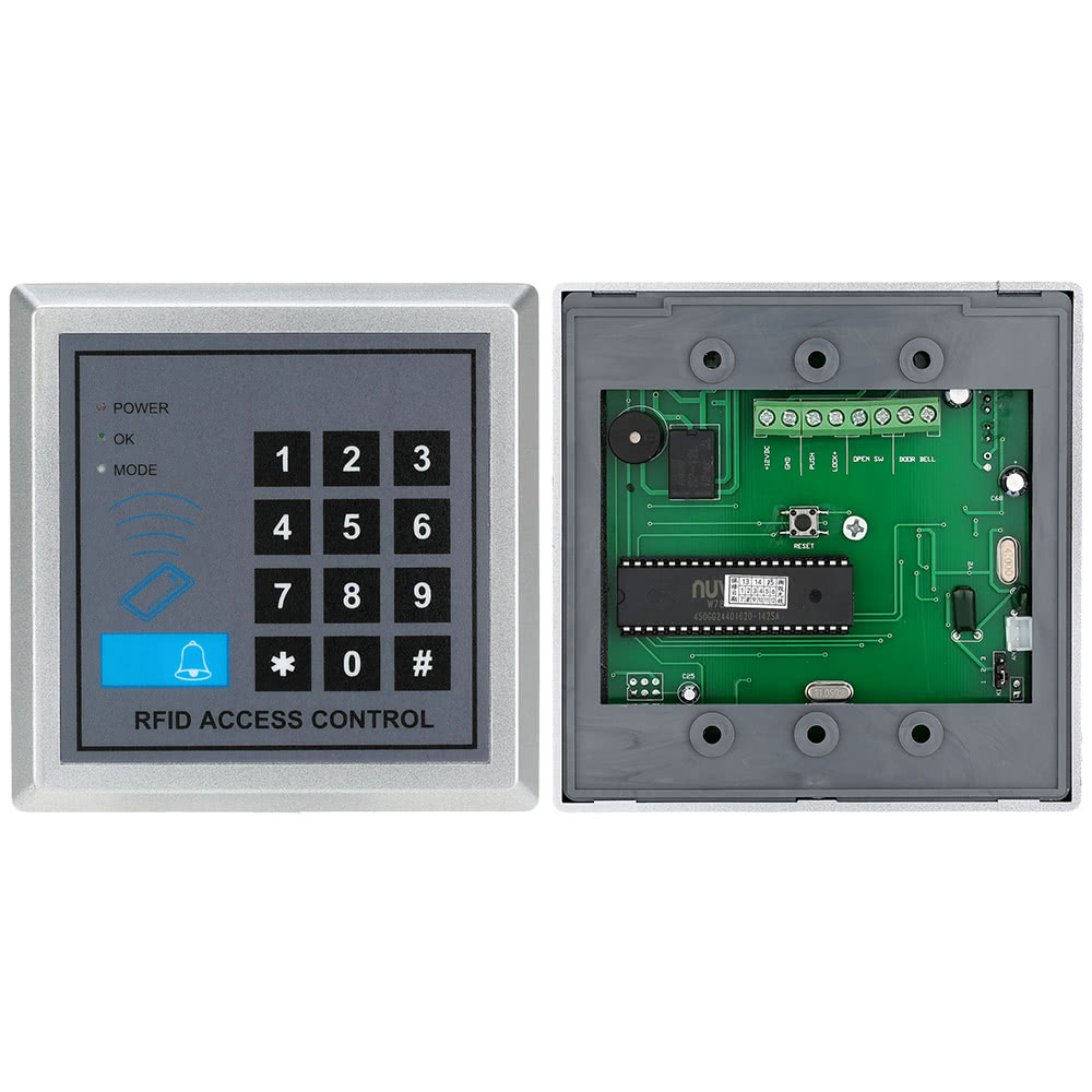 Door Access Control : Best door entry access control system white sale online