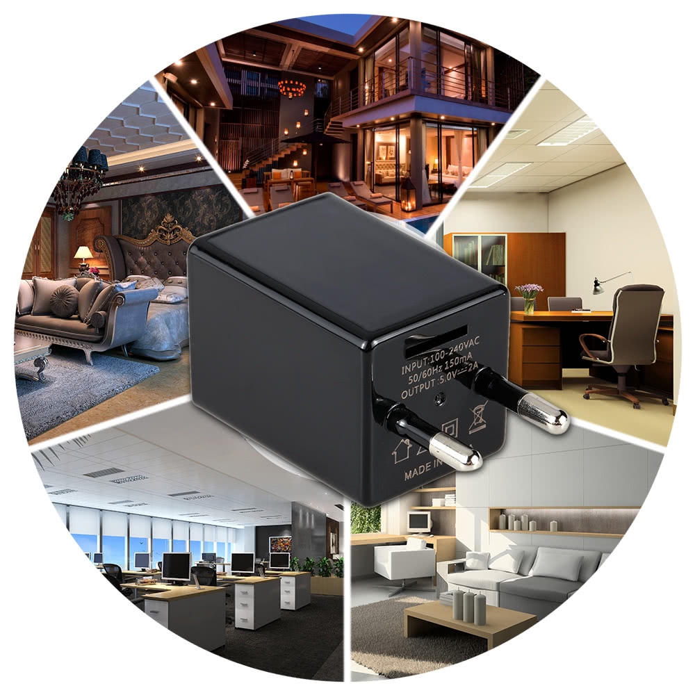 meilleur 1080p sans fil wifi espion cach cam ra ip p2p h. Black Bedroom Furniture Sets. Home Design Ideas