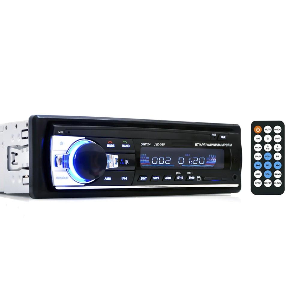 $6.85 OFF Wireless Car Radio Stereo Media Player 4,free shipping $18 (Code:WZV34611)