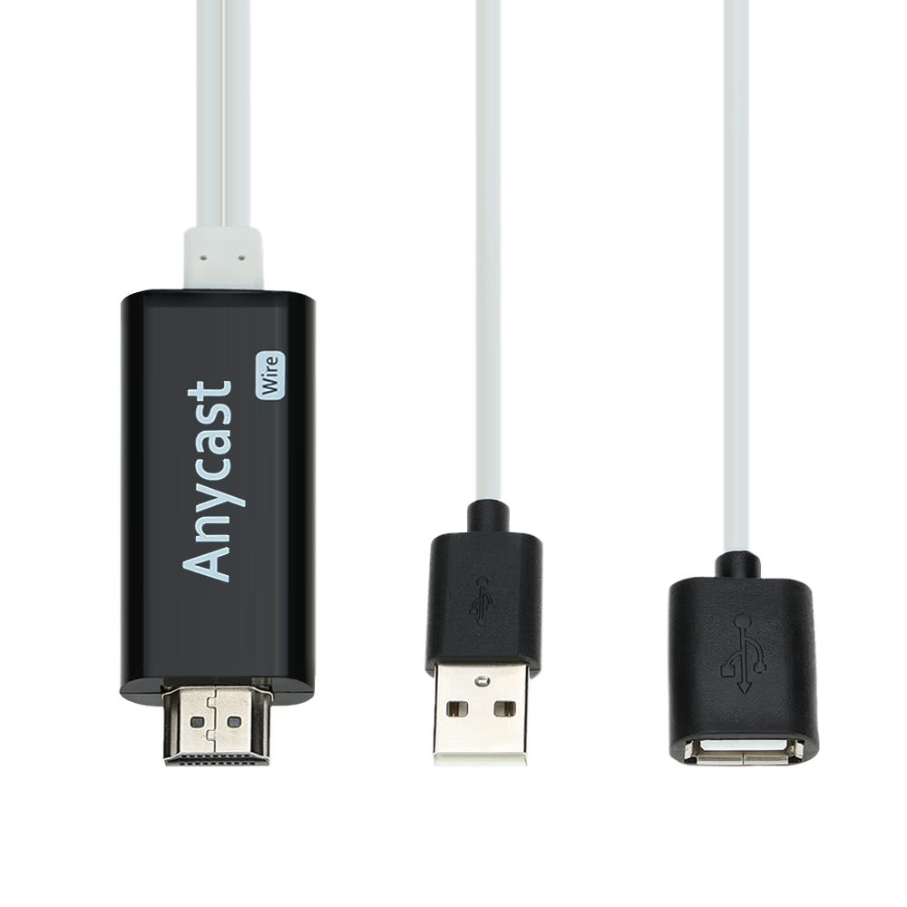 Beste TV-Stick Anycast Draht i7 1080P HDMI Adapter Airplay ...