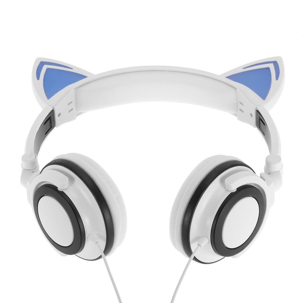 Wired Cat Ear Headphones Review