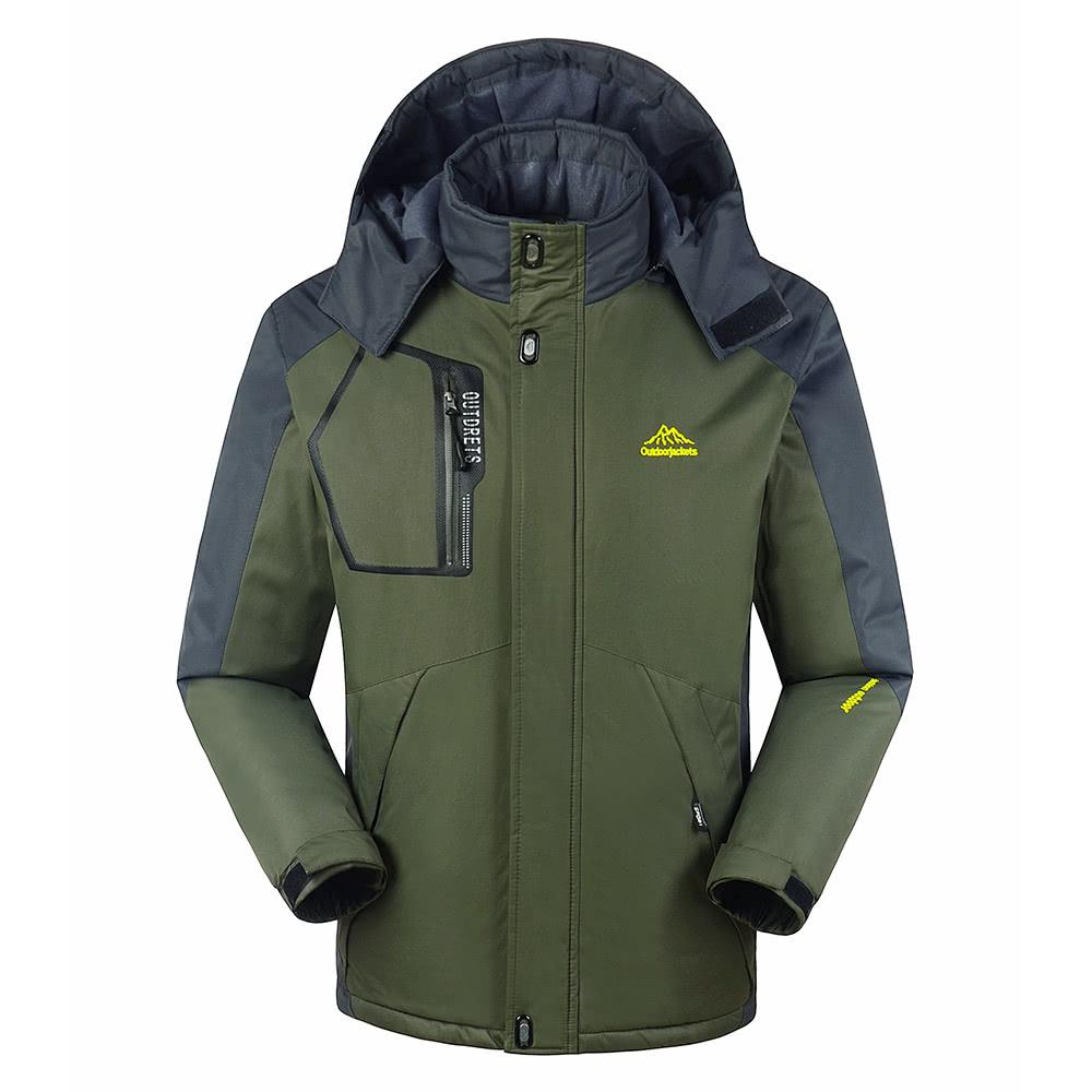 Best Windproof Fleece Jacket