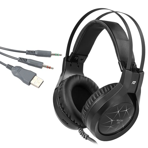 NUOXI 3.5mm Stereo Gaming Headphone