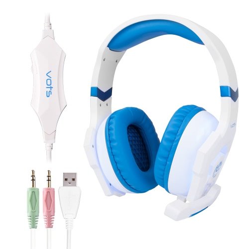 VOTS Professional Esport Gaming Stereo Music Headset