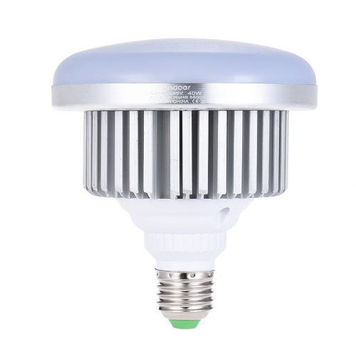Andoer E27 40W Energy Saving LED Bulb