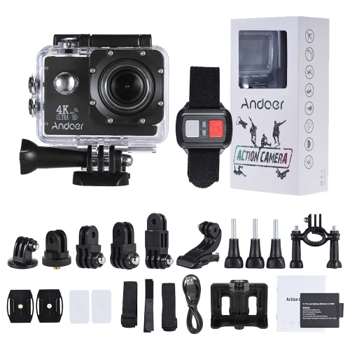 Andoer AN4000 Action Sports Camera,limited offer $37.65