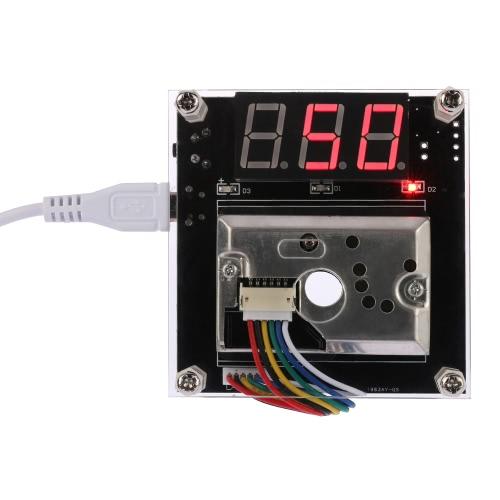 High Accuracy LED Digital PM2.5 Air Quality Detector Module