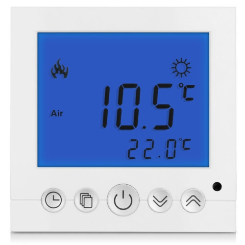 C16 European Type Programming Heating Thermostat