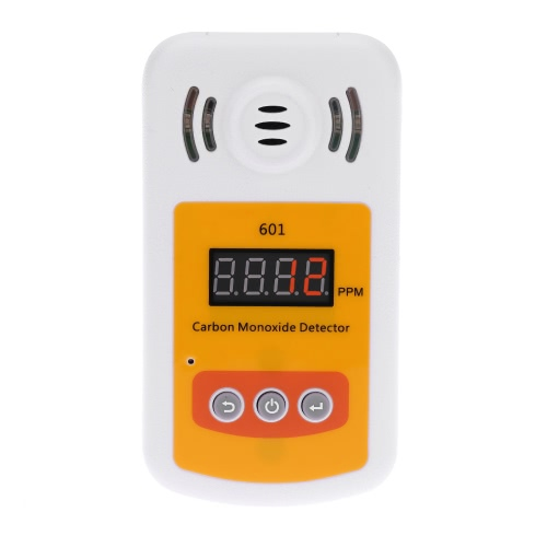 Portable Mini Carbon Monoxide Detector