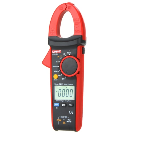 UNI-T UT216A True RMS Digital Clamp Meters