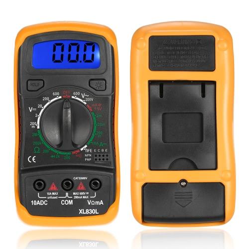 Digital LCD Multimeter