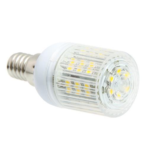 LED Corn Light Bulb 48 3528 SMD 3W E14 Warm White 220V