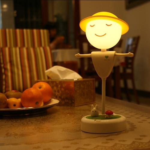 Scarecrow Style LED Night Light