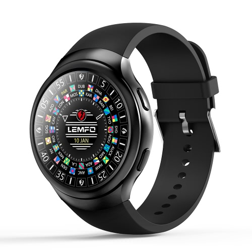 LEMFO LES2 3G Smart Watch ...