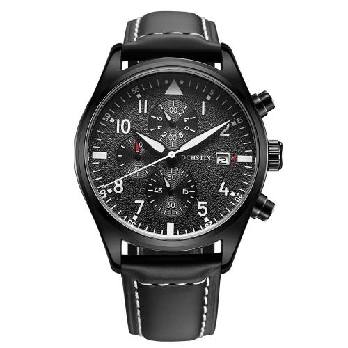 OCHSTIN 3ATM Man Wristwatch,free shipping $14.30 (Code:WZJ0437)