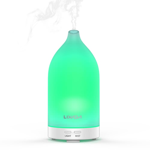 LIXADA LED Night Light 100ml Air Humidifier
