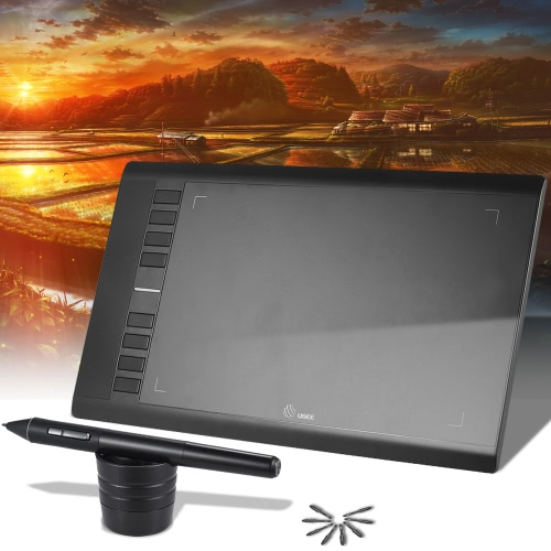 Ugee M708 Draw Digital Graphics Tablet Pad