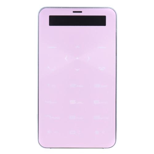 "GTStar Janus One Card Mini Mobile Phone 2G GSM 1.68"" MT6261 32MB ROM 32MB RAM"