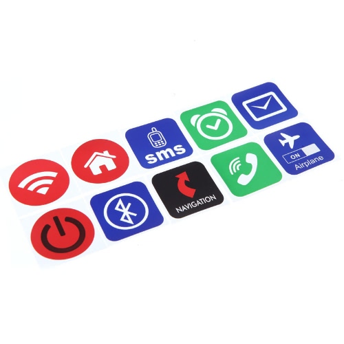 10pcs Smart NFC Tags