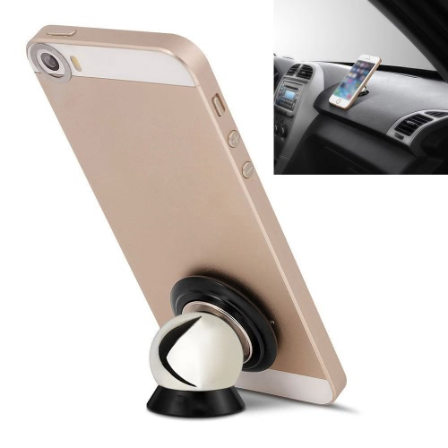 360 Degrees Rotating Car Phone Mount Mobile Holder