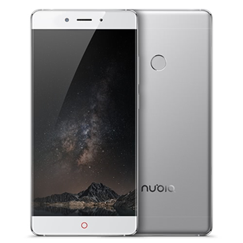 "nubia Z11 4G 5.5"" Smartphone Quad Core 4GB RAM+64GB ROM 8MP+16MP Fingerprint"