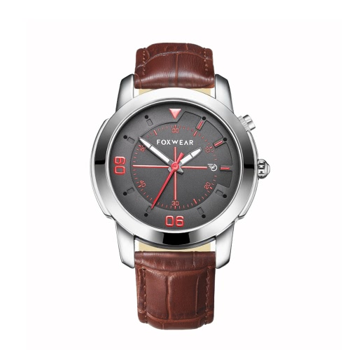 FOXWEAR Smart Watch Quartz Smartwatch