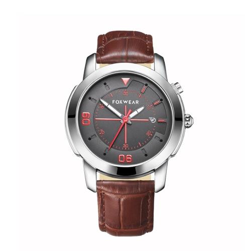 FOXWEAR Smart Watch Quartz Smartwatch