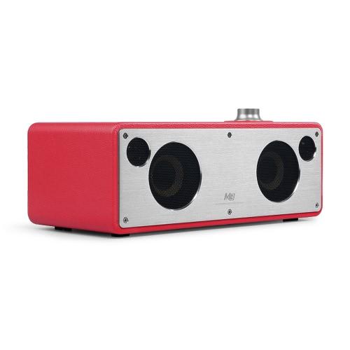 GGMM M3 WiFi Bluetooth Stereo Wireless Leather Speaker DLNA Airplay Subwoofer HiFi Speakers MP3 Box