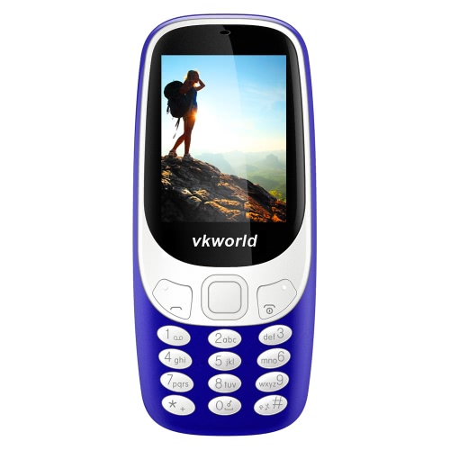 vkworld Z3310 2G Feature Phone