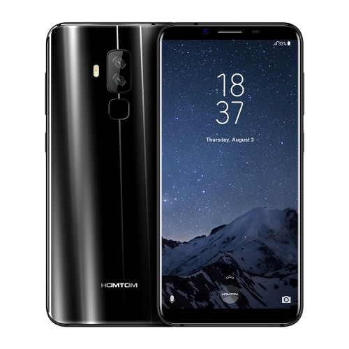 $34 OFF HOMTOM S8 Smartphone ,free shipping $155.99 (Code:WZPZ0118)for all colors