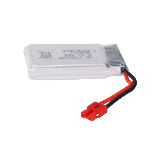 X5HW-11 3.7V 500mAh LiPo Battery ...