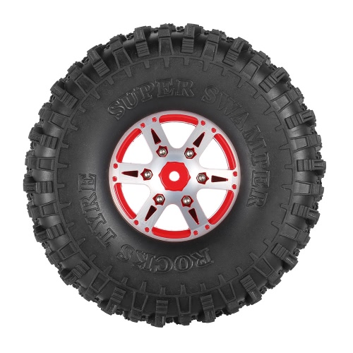 4Pcs AUSTAR AX-5020A Rock Crawler Tires