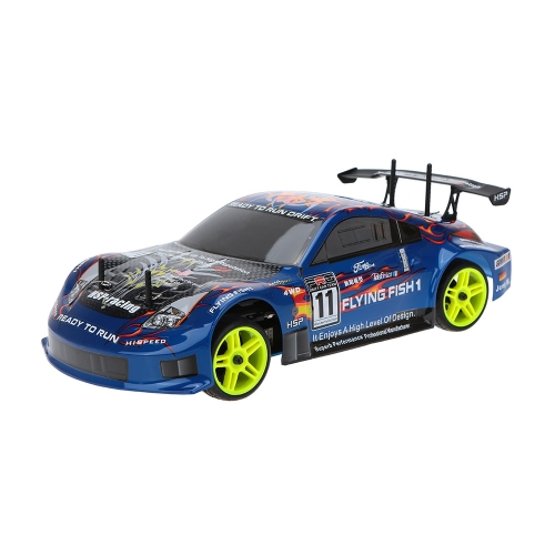HSP 94122 1/10 4WD Nitro Powered On Road Drifting RTR RC Car