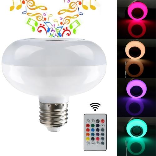 Smart Mini Wireless BT Music LED Light Bulb Audio Speaker Lamp