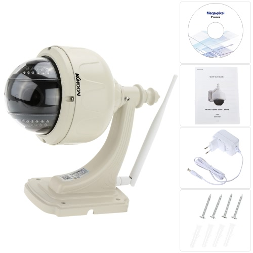 $30.90 OFF for KKmoon®IP Security CCTV Camera !