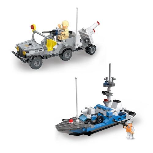 6-in-1 XIPOO 1233pcs XP91017 Educational Toys
