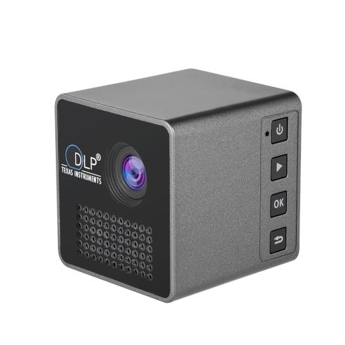 Ultramini DLP Projector Portable,free shipping $69.37 (Code:WZV2711)