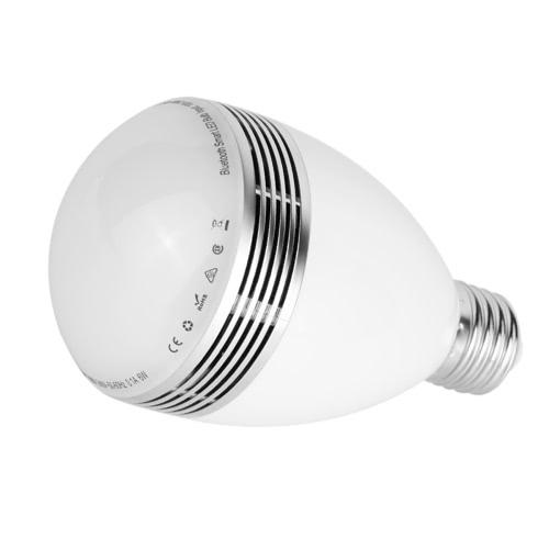 Smart LED Bulb Bluetooth Music 4.0 Speaker