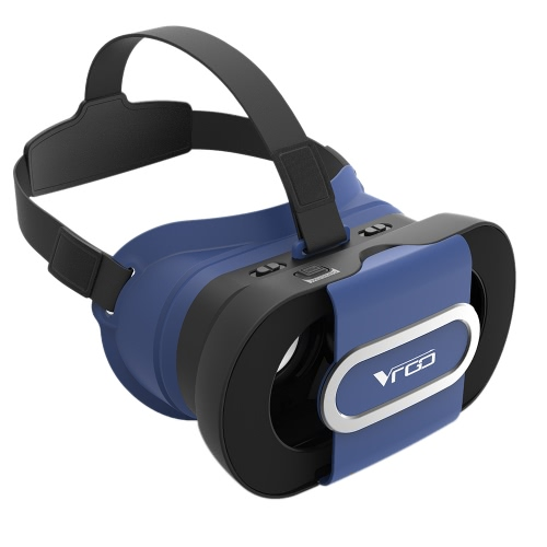 VR GO Virtual Reality Glasses 3D VR Box Headset Immersive Private Theater