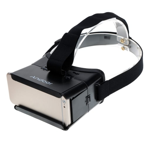 Universal 3D Virtual Reality VR Video Movie Game Glasses Google Cardboard Headband
